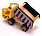 Wooden Dumper Truck Toy